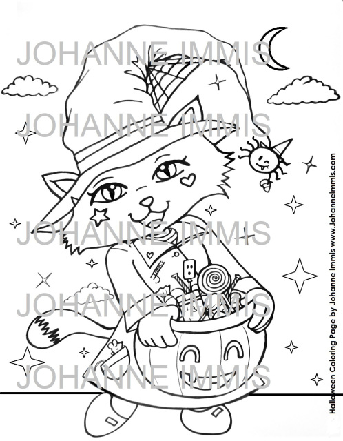 Aesthetic Art, printable coloring page, digital coloring page