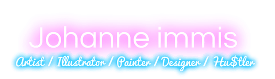 Johanne immis - Art, Digital Coloring Books & Art Apparel